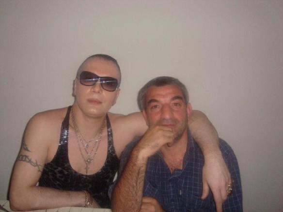"""გია მხედრიონელ """"სასტიკასთან"""" ერთად"""